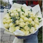 Букет Нежные чувства (51 роза)