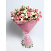 """Букет """"Грация"""" из кустовых роз"""