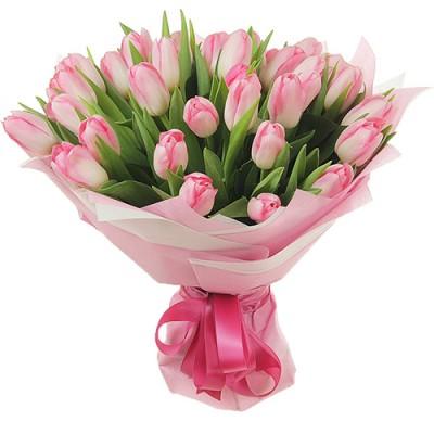 Букет «Любимые тюльпаны»