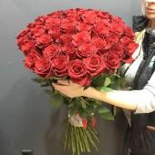 Роза премиум 80 см