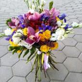 Букет от флориста Фантазия